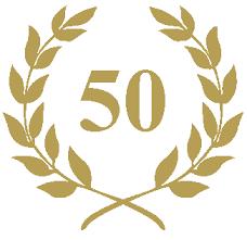 50 jarig jubileum 50 jarig bestaan Zonnebloem Buggenum   De Zonnebloem 50 jarig jubileum
