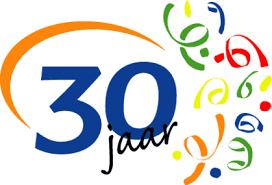 30 jarig 30 jarig jubileum   De Zonnebloem 30 jarig