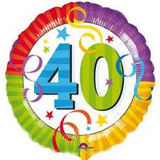 40 Jarig Jubileum