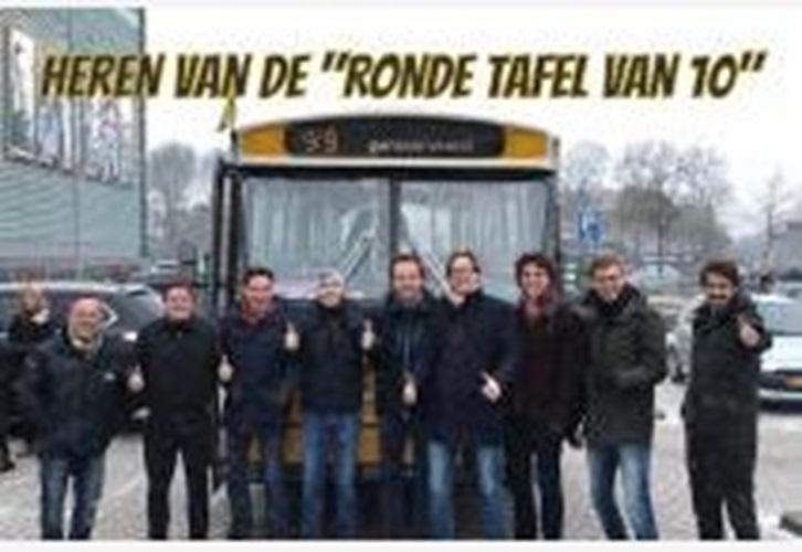 Ronde Tafel Haarlem.Vrijdag 10 Februari 2017 Haarlem In Vroegere Tijden Ronde