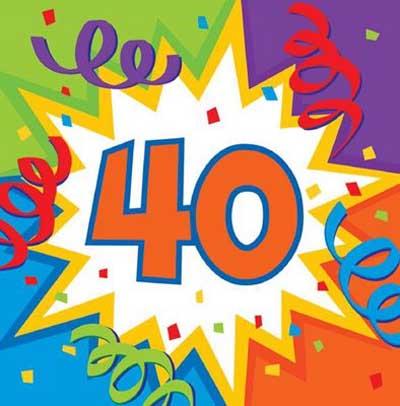 40 jarig 40 jarig jubileum van de Zonnebloem Oude Pekela eo   De Zonnebloem 40 jarig